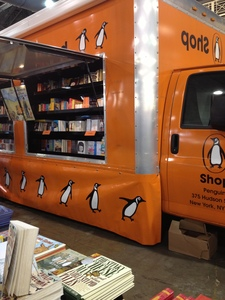 ALA MW14 Penguin Books Truck