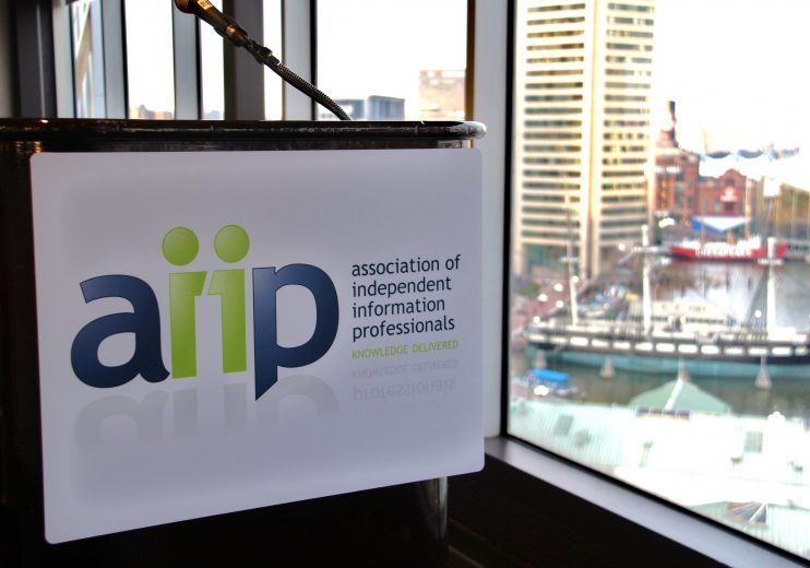 AIIP14 Conference Inner Harbor Baltimore