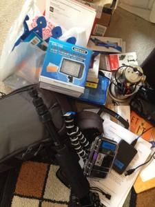 Video creation gear
