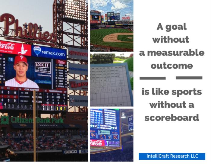 SMART goals sports metaphor