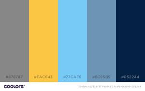 IntelliCraft color palette