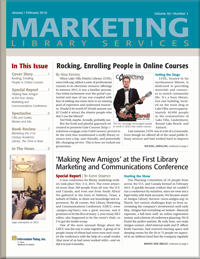 Marketing for library services MLS-010216