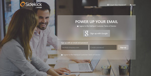Sidekick-Hubspot email marketing tool