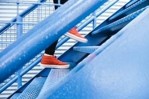 steps marketing as process
