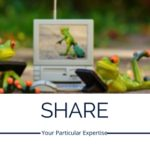 content marketing is sharing your particular expertise