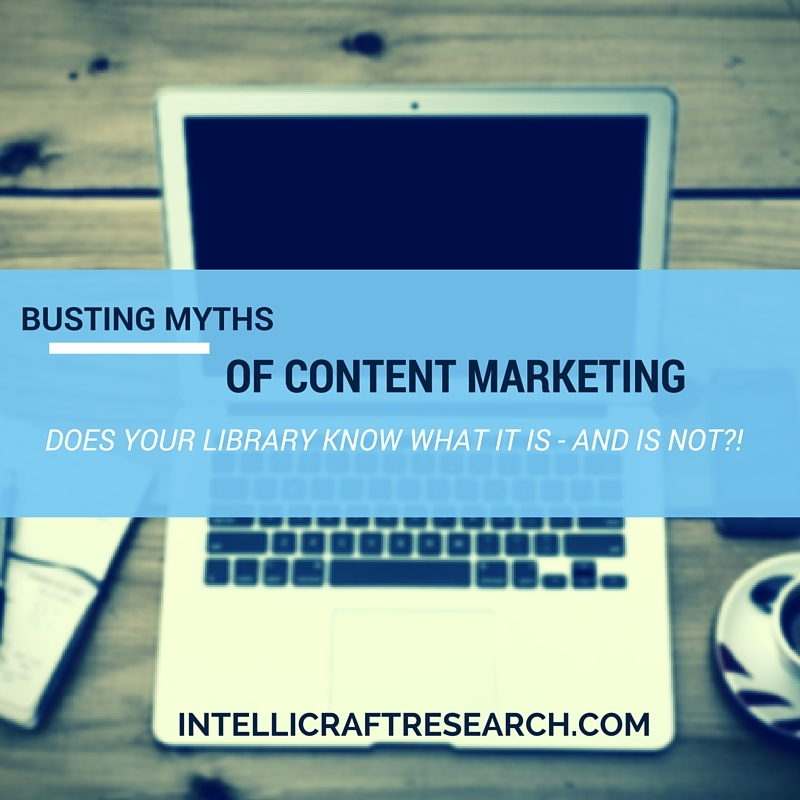 busting myths-what is content marketing