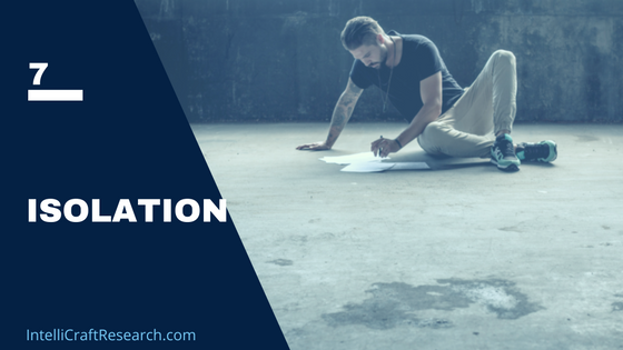 marketer's trap 7 - working in isolation