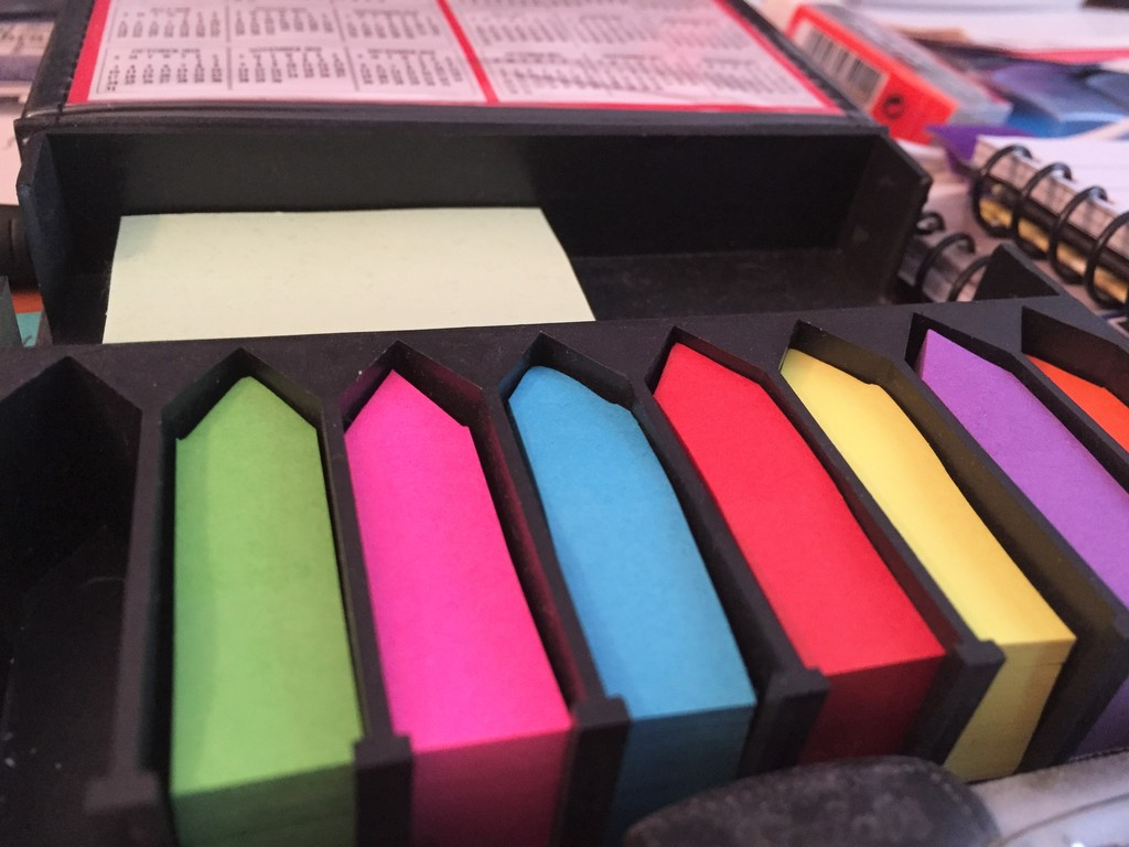 sticky note all in one kit