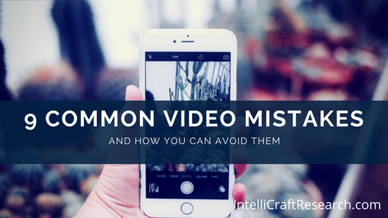 common video mistakes to avoid vertical phone