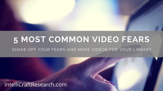 beat your library video fears share online