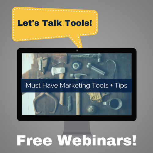 Jennifer's tool talk webinars for libraries and info pros