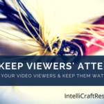 attract hook video viewer attention