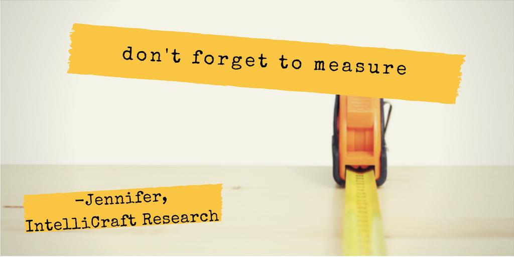 social media requires measurement