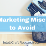 15 common marketing miscues to avoid