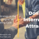 Burke LMCC17 presentation content strategy don't interrupt