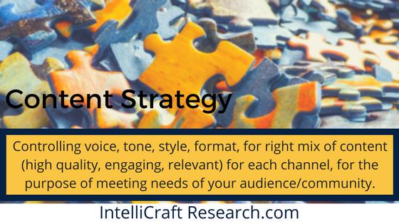 Burke LMCC17 presentation content strategy definition