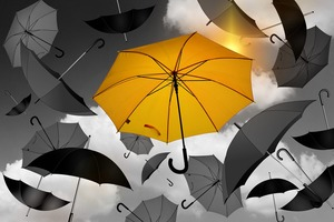 Marketing is the umbrella term