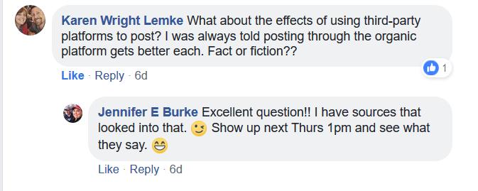 Library nonprofit social media marketing myths social scheduling