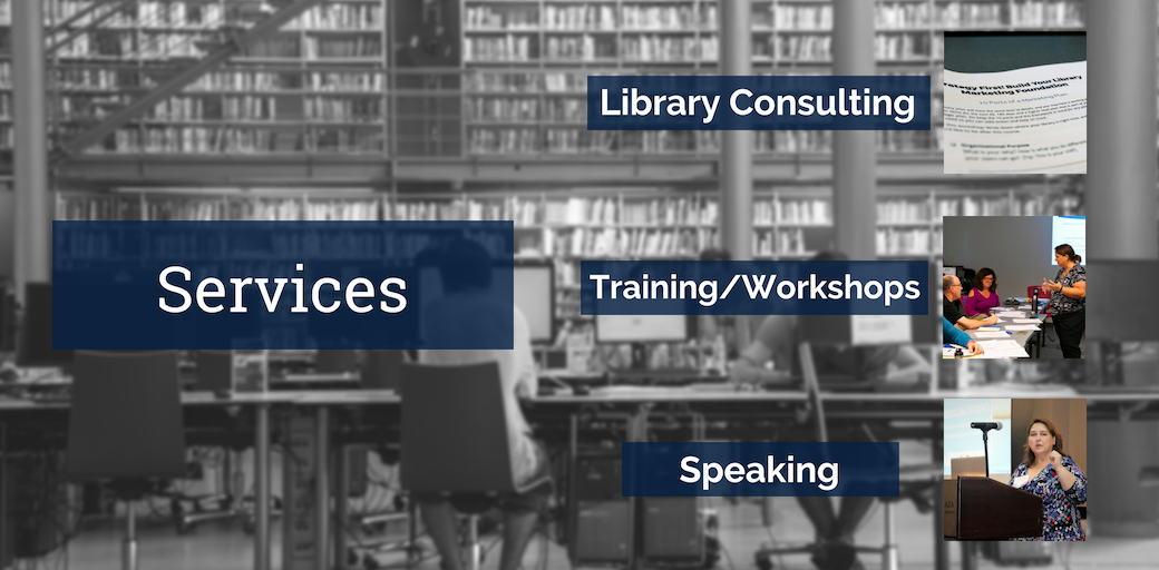 IntelliCraft Library Marketing Consulting Training Services